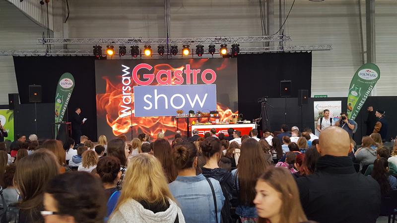 Targi Warsaw Gastro Show