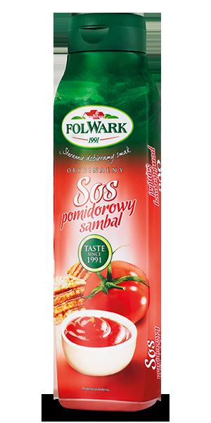 Sos pomidorowy sambal