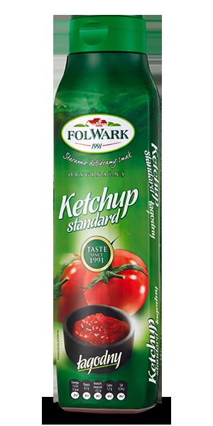 Ketchup standard łagodny