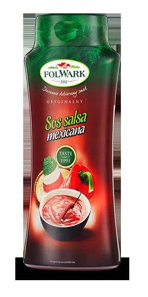 Sos salsa mexicana