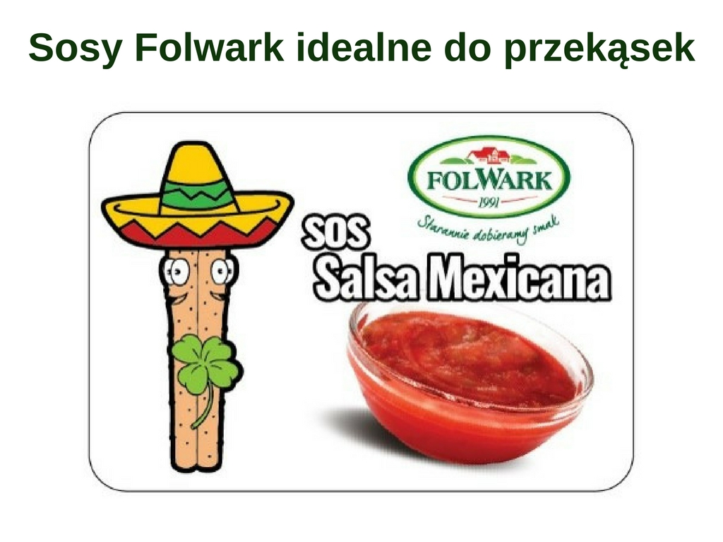 Double pleasure with Folwark sauces