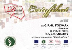 Docen polskie_Folwark_sos-czosnkowy