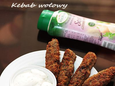 Mini kebabs on-a-stick