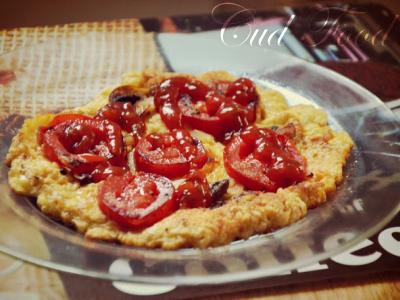 Cocina Latina, czyli omlet z salsą meksykańską