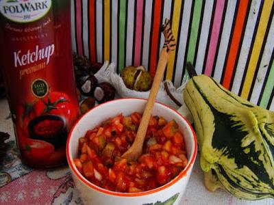 Diabelska salsa do mięs