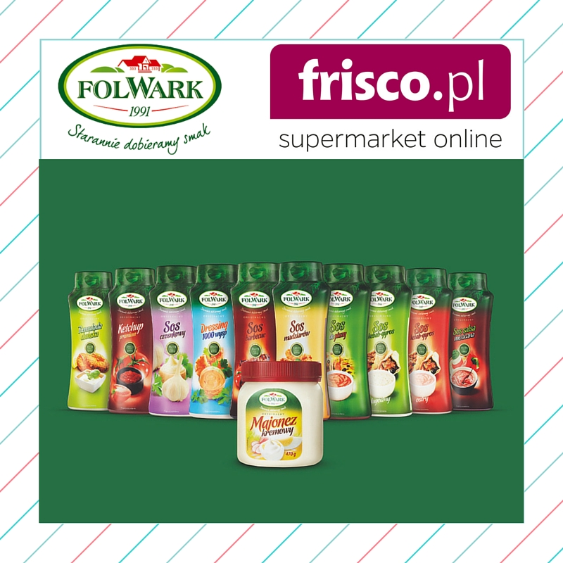 Folwark sauces available at hand