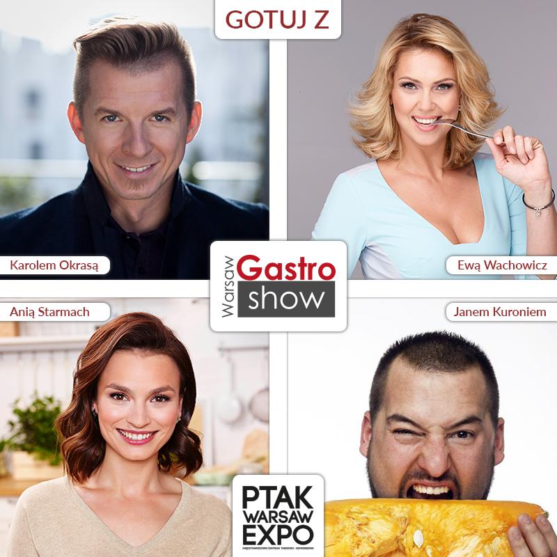 Sosy Folwark na Warsaw Gastro Show