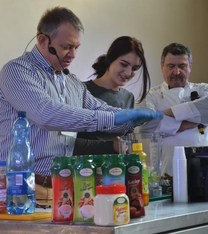 (Polski) Sosy Folwark uczestnikiem IX Konkursu Gastronomicznego Kuchnia Polska na Mazowszu 2017